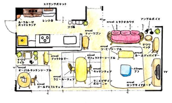 間取りLDK02