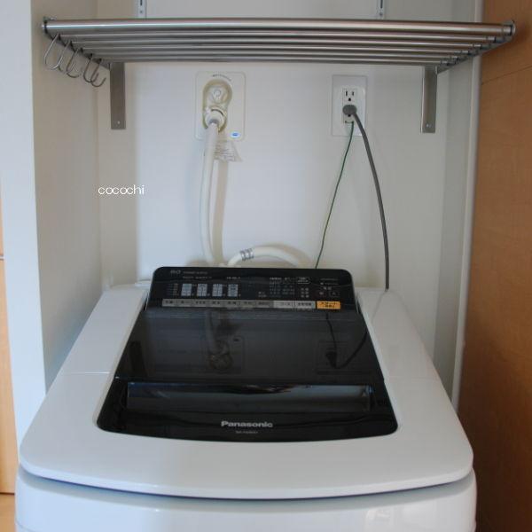 20140708_新洗濯機設置02