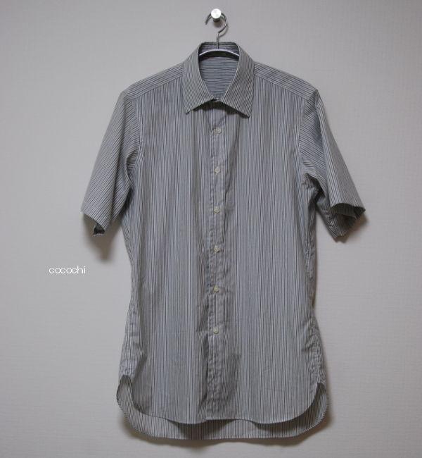 20140619_半袖ストライプシャツ作り05-2