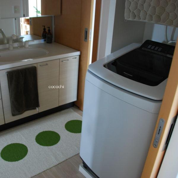 20140708_新洗濯機設置01
